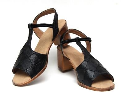 C Comfort Women Black Heels