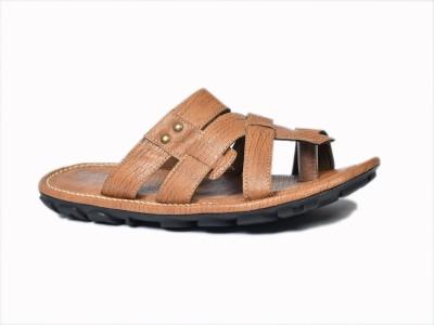 COMFORT PLUS Men Tan Sandals