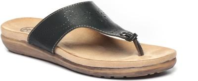 Pavers England Women Black Sandals