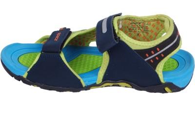 GoWell Men Green Sandals