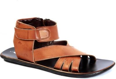 R9 Men Tan Sandals