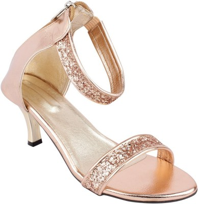 Fashion Victory Women Pink Heels