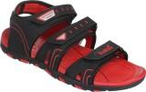 VoMax Men Black Sandals