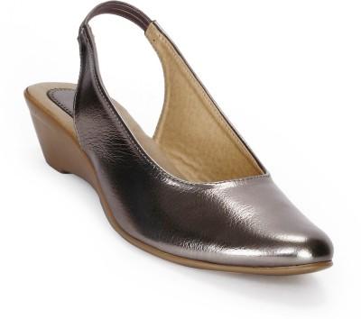 Tic Tac Toe Women Grey, Grey Wedges