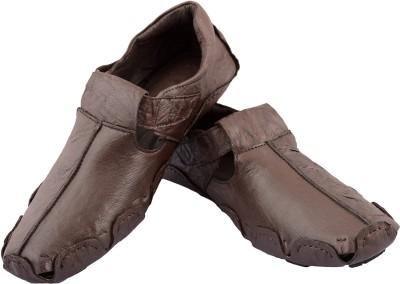 Mori Men Brown Sandals