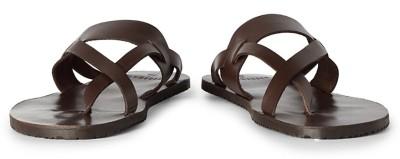 Van Heusen Men Brown Sandals