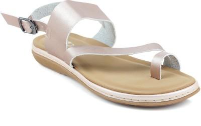 FEET FLOW Women Pink Flats