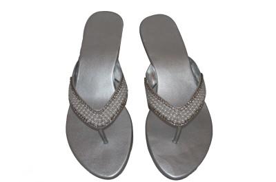 Mellofic Women Grey Heels