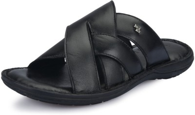 Nawaabs J-501 Men Black Flats