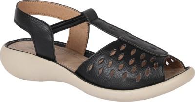 Footshez Women Black Heels