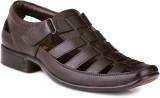 Mactree Men Brown Sandals