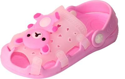 BABA ENTERPRISES Boys Pink Sandals