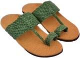 Sapphire Men Green Sandals