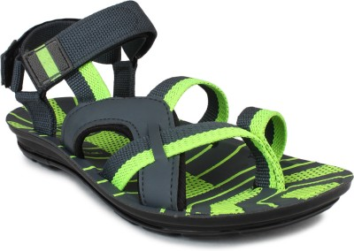 SCANTIA Men Grey Sandals
