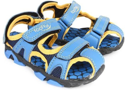 Liberty Baby Boys Blue Sandals