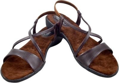 Leatherwood1 Women Brown Heels