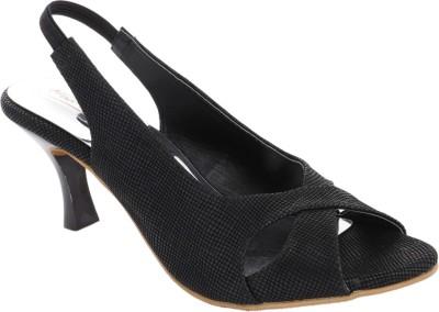 Modin Women Black Heels