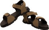 XIXOS Men Light Brown Sandals