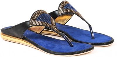 Ka Fashion Girls Blue Sandals