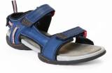 Red Chief Men Blue Sandals