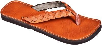 Rajawadi Men Brown Sandals