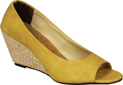 Espadrilles Girls Yellow Sandals