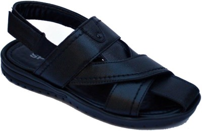 Fashion67 Men Black Sandals