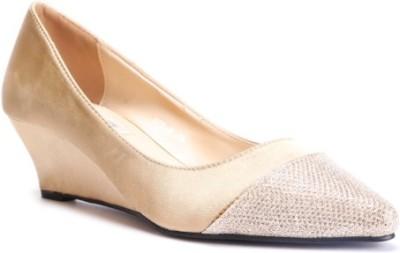 SOULIER CARTE Women Beige Heels