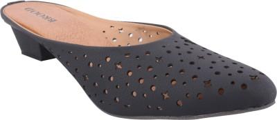 Brood Women Black Heels