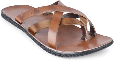 Foot n Style Men Tan Sandals