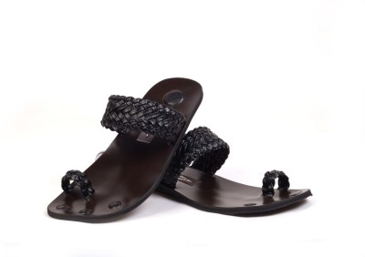 N POWER Men Black Sandals
