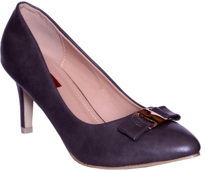 Credos Women Grey Heels