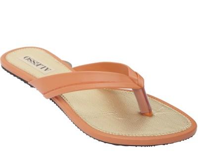 Alesso Women Orange Flats