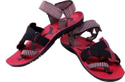 Arcil Men Red Sandals