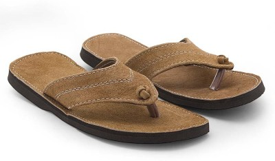 Tradition India Men Brown Sandals