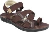 Super Matteress Men Brown Sandals
