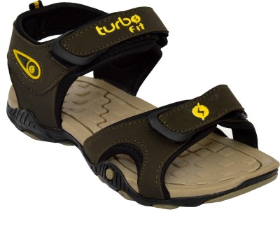 turbo Boys Brown Sandals