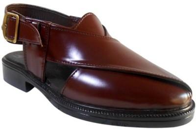 LILY Men Brown Sandals