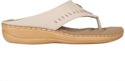 Footshez Women Beige Heels