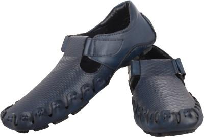 HD Shoes Men Blue Sandals