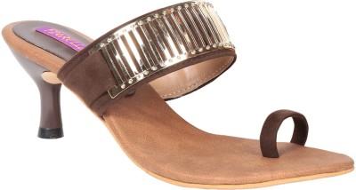 Fiorella Women Black Heels