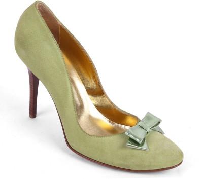 Ilian Fossa Women Green Heels