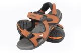 Tracer Men Sdl-01 Brown Sandals