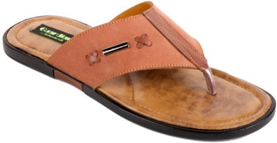 La Guardian Men Tan Sandals