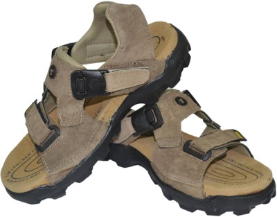 Tim Land Men Beige Sandals