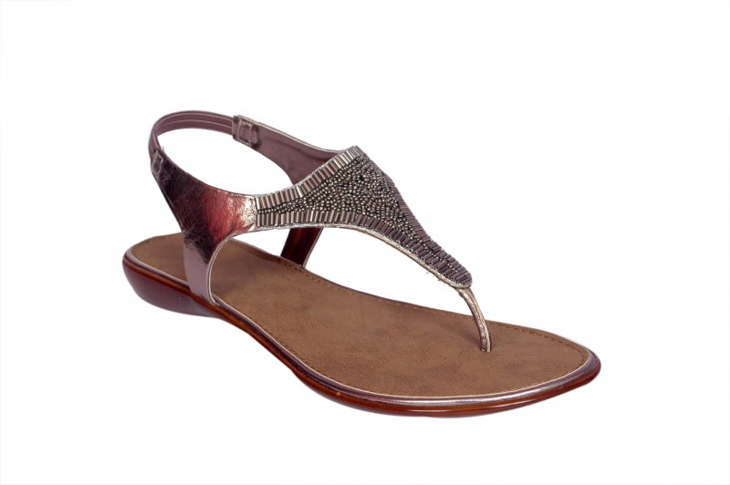 Studio 9 Women Grey Flats SNDEA8HHATRY8NZ7