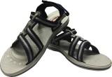 Evok Men Grey Sandals