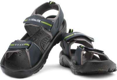 Globalite Wave Men Navy Sandals