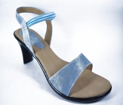 Multi Movin Women Blue Heels