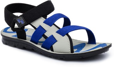 Eprilla Men Black, Blue Sandals